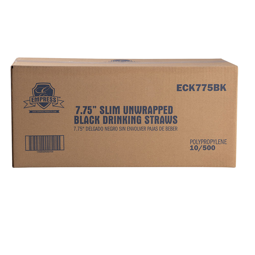 STRAW ECK775BK BLACK 8