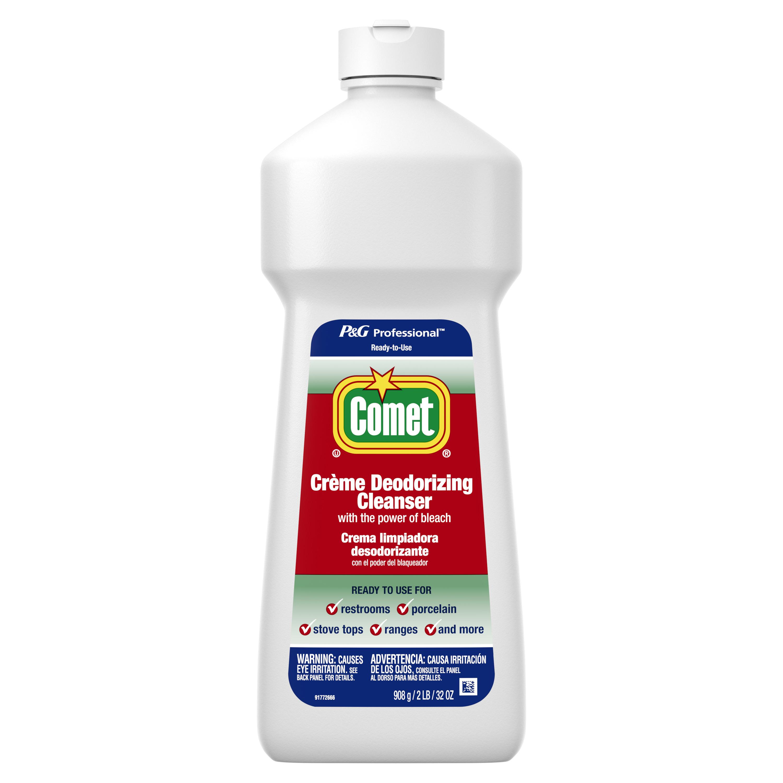 CLEANER 73163 COMET CREME CLEANSER 10/32 OZ/CS